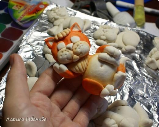 Вот такие симпатичные котята будут жить на холодильниках своих новых хозяев  в будущем году))) фото 10