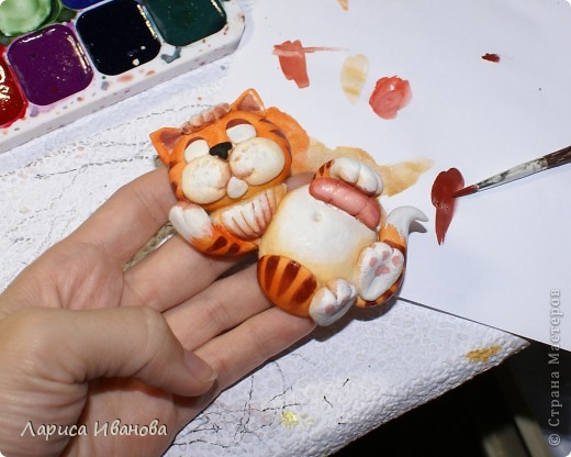 Вот такие симпатичные котята будут жить на холодильниках своих новых хозяев  в будущем году))) фото 16