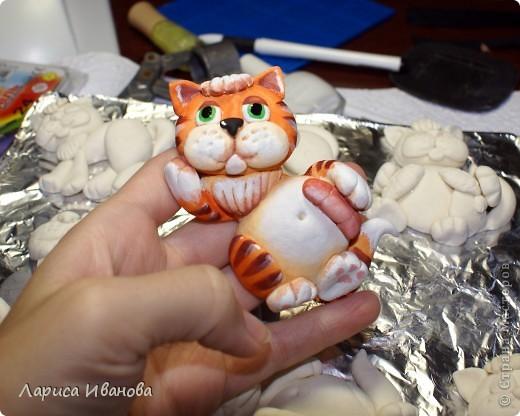 Вот такие симпатичные котята будут жить на холодильниках своих новых хозяев  в будущем году))) фото 18