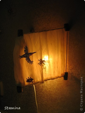 Светильник-утилизация фото 2