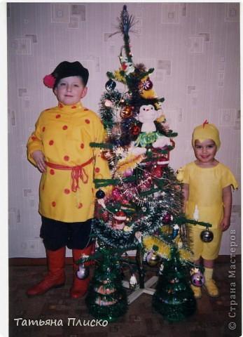 Новогодние костюмчики фото 10