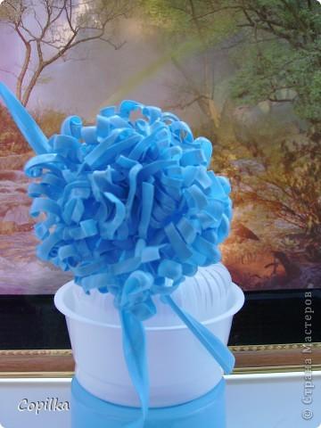 У меня изобрёлся вот такой зимний цветок фото 8