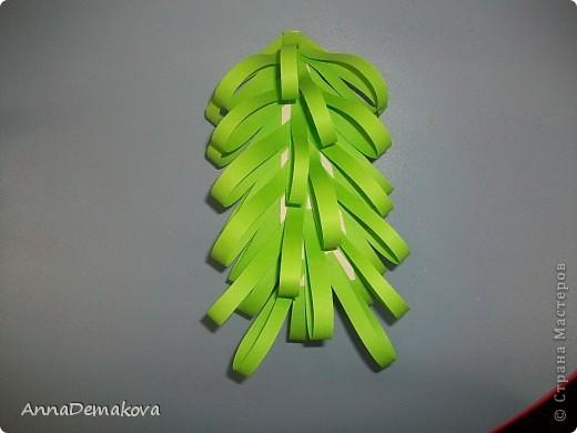 Вот такие елочки мы делали с дошколятами. Детям 5-5,5 лет. фото 14
