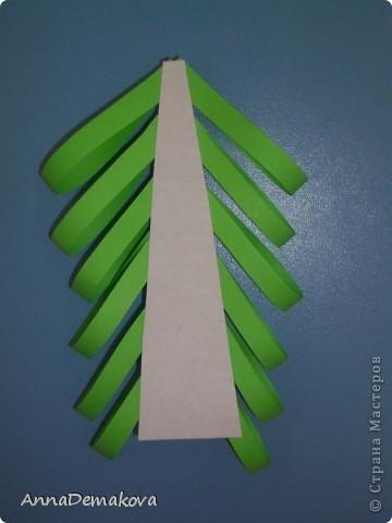 Вот такие елочки мы делали с дошколятами. Детям 5-5,5 лет. фото 8