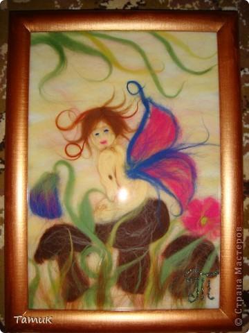 Девочка -ангелочек фото 2