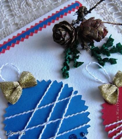 Заглянула я намедни к Саше http://stranamasterov.ru/user/16084, а у нее там...., красота и такие милые идейки, такие штучки и прочие завлекалочки. Сразу ножницы в руки, думаю, сделаю шарики по- быстрому. Да не тут-то было... фото 2