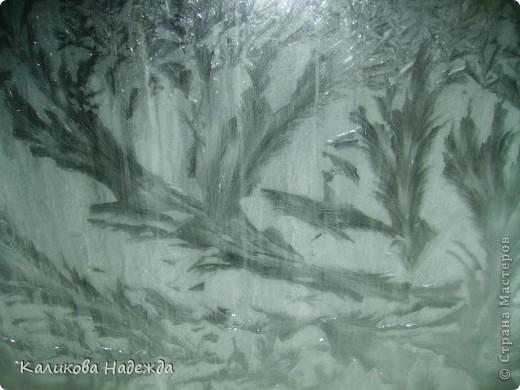 Вот такие узоры разукрасили морозы наши окна. По крайней мере, мы с дочкой так увидели... фото 9
