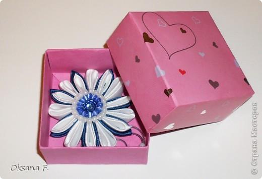 Коробочка для подарка:) фото 2