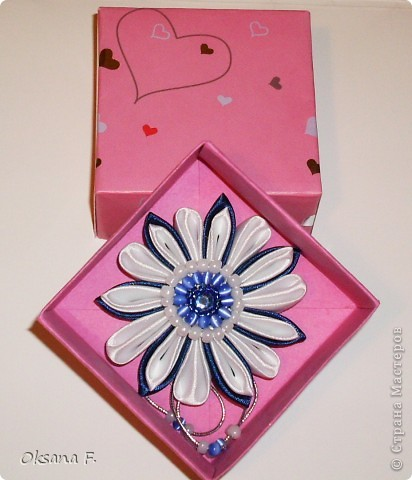 Коробочка для подарка:) фото 3