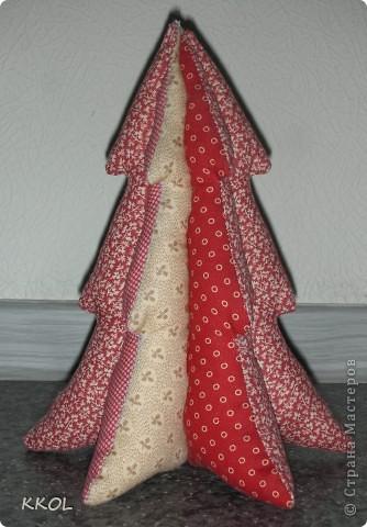 Мягкая елка для праздничного настроения! фото 1