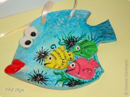 Просто рыбка.Самая первая. фото 3