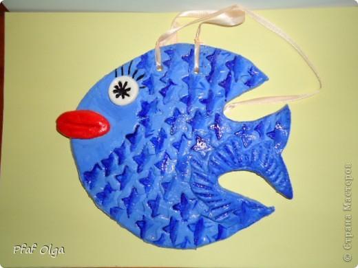 Просто рыбка.Самая первая. фото 1