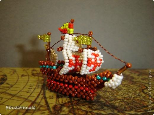 Первая экспедиция 1492-1493 года. Колумб в поисках пути в Индию отправляется на запад. В состав экспедиции входит три корабля: Санта Мария, Нинья и Пинта.   фото 3