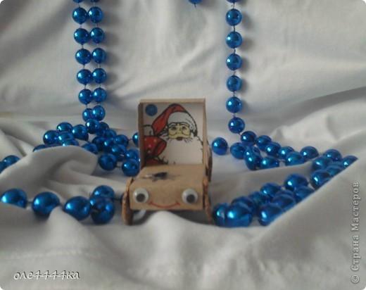 http://stranamasterov.ru/node/119521 Мария,спасибо за вдохновение!Сынуля увидел и на одном дыхании сделал! фото 1