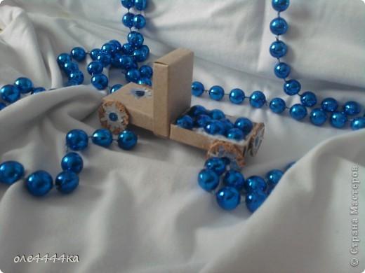 http://stranamasterov.ru/node/119521 Мария,спасибо за вдохновение!Сынуля увидел и на одном дыхании сделал! фото 2