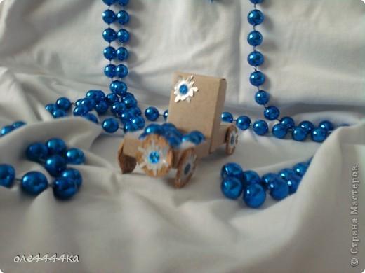 http://stranamasterov.ru/node/119521 Мария,спасибо за вдохновение!Сынуля увидел и на одном дыхании сделал! фото 3