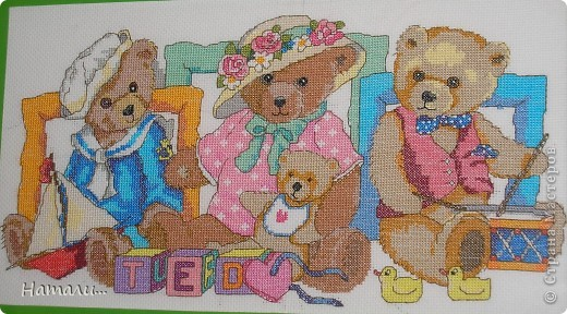 Семья медведей фото 1