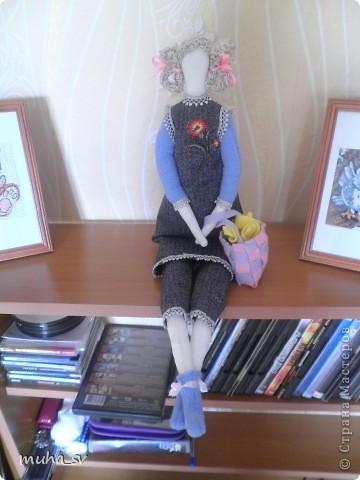 Кукла Настенька. фото 5
