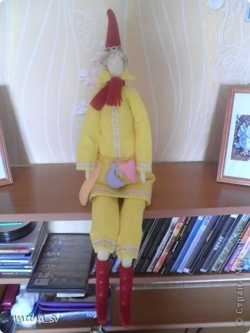 Кукла Настенька. фото 6