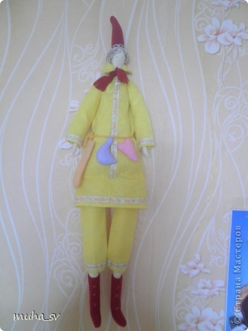 Кукла Настенька. фото 7