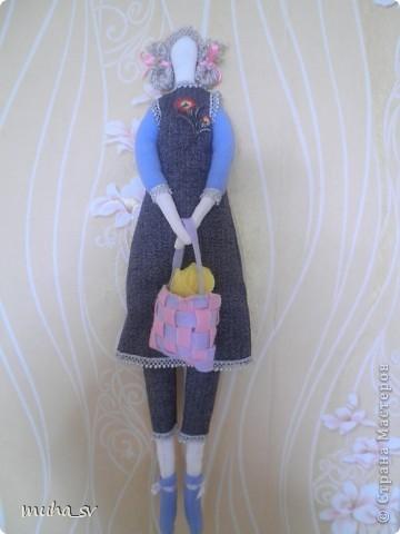 Кукла Настенька. фото 8