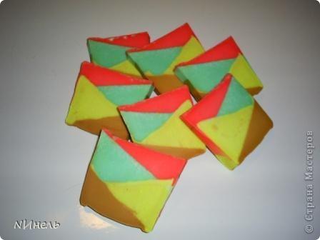 Треугольная сказка из детского мыла))) фото 1