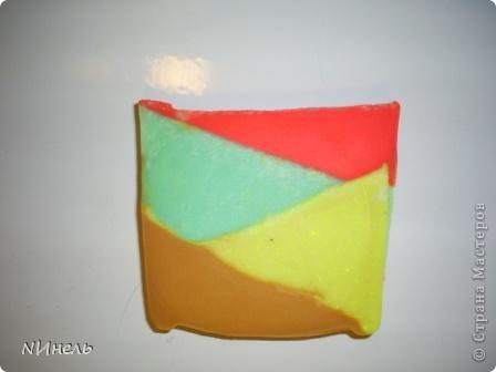 Треугольная сказка из детского мыла))) фото 2