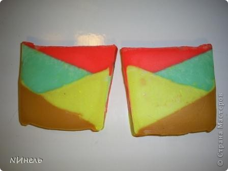 Треугольная сказка из детского мыла))) фото 3