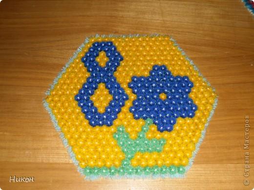 плетение на рамке фото 3