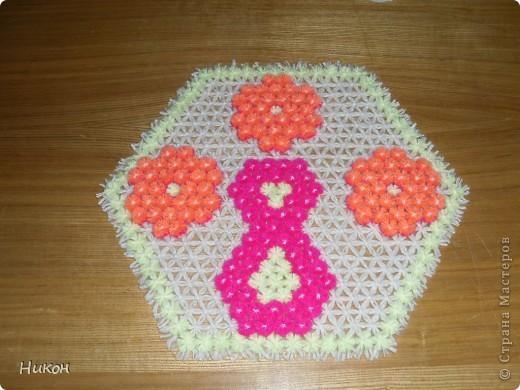 плетение на рамке фото 4