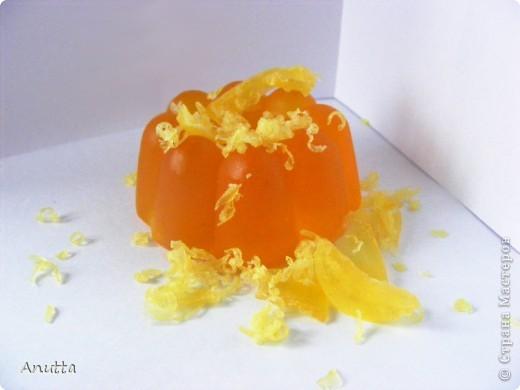 """Апельсиновое желе"" фото 1"