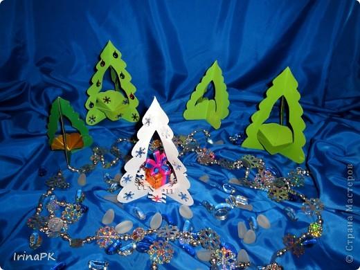 Внутри снежинка - место для подарка-сувенира. фото 9
