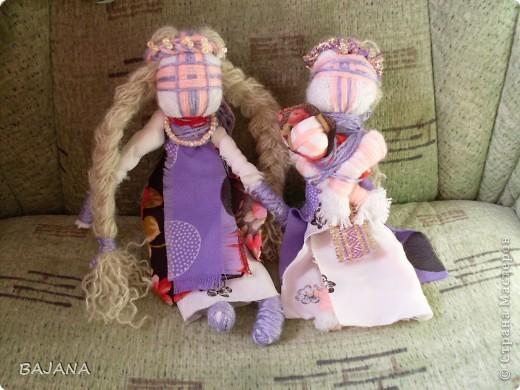 Куклы мотанки  фото 2