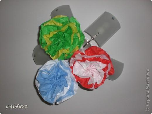 Цветные шары фото 3