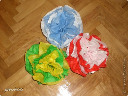 Цветные шары фото 1