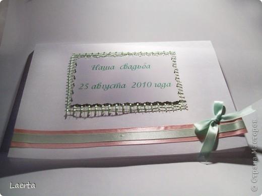 Папка для свадебных фото раз фото 3