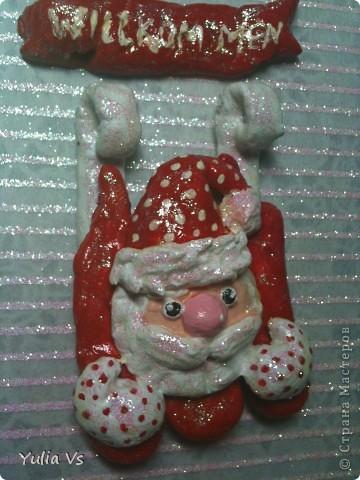 вот еще  немножко рождественских ёлочных игрушек))) фото 4