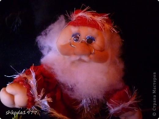 ура!У меня тоже теперь есть дед Мороз фото 2