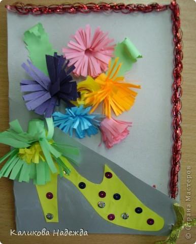 Вот такие подарочные букеты выросли из туфелек в День Матери! фото 8