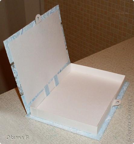 Коробочка для... да что поместится, для того и коробочка:))) фото 3