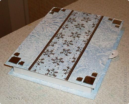 Коробочка для... да что поместится, для того и коробочка:))) фото 2