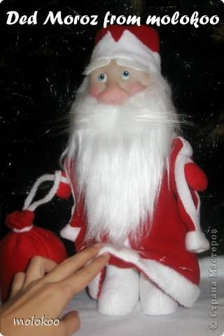 Даже если этот дедушка вам напоминает Айболита, это все-равно Дед Мороз!!! фото 3