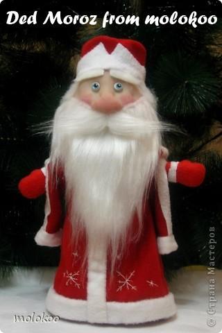 Даже если этот дедушка вам напоминает Айболита, это все-равно Дед Мороз!!! фото 1