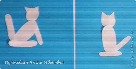 За кошечку и кота в композиции ОГРОМНЕЙШЕЕ СПАСИБО ТАТЬЯНЕ НИКОЛАЕВНЕ ПРОСНЯКОВОЙ! фото 6