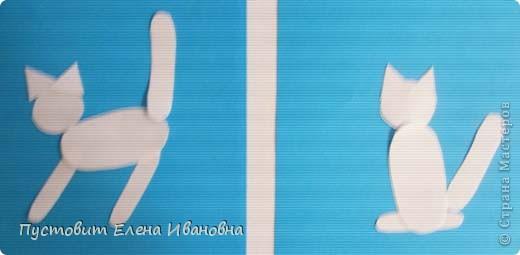 За кошечку и кота в композиции ОГРОМНЕЙШЕЕ СПАСИБО ТАТЬЯНЕ НИКОЛАЕВНЕ ПРОСНЯКОВОЙ! фото 7