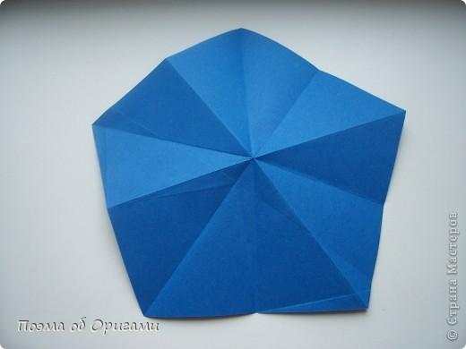Правильный пятиугольник из квадрата фото 1