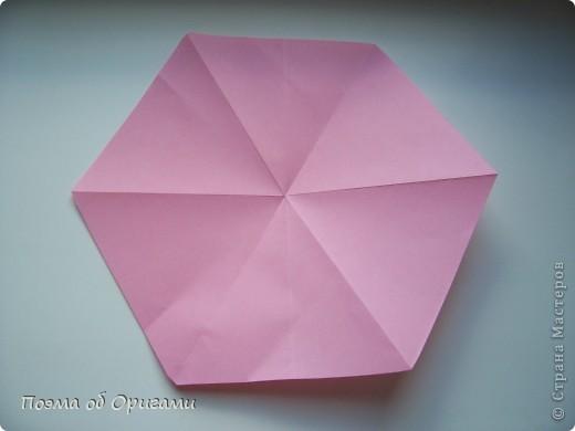 Правильный шестиугольник из квадрата фото 13