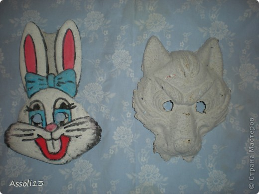 купила дешёвые пластиковые маски фото 2