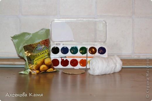 Грибы (украшение на ёлку или декор для кухни) фото 2