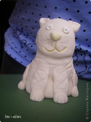 Парочка котиков, расписанных по МК Дианы, за что ей очередное большое спасибо. фото 7